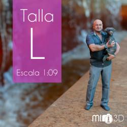 Tarjeta Regalo Escultura 3D...