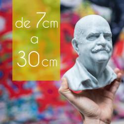 Tarjeta Regalo Busto 3D...