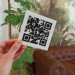 Código QR en 3D