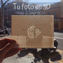 Tu foto en 3D